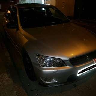 01 Lexus IS200 For Sale or Swap