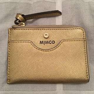 Supermicra mimco card wallet