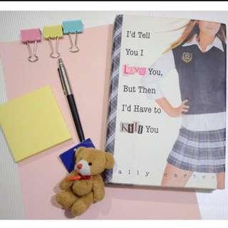 Repriced! Hardbound Gallagher Girl First book