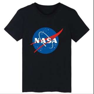 *FREE SHIPPING! NASA Cotton Tee