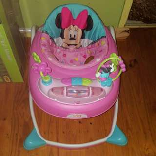 Bright Starts: MINNIE MOUSE WALKER