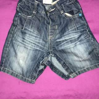 Short Pant for 1y Handsome Kids (up to 2y)