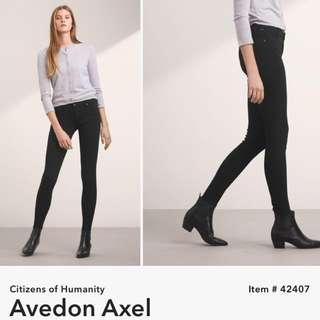Aritzia Citizens of Humanity Axel Jean