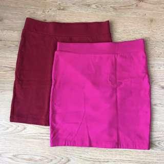 $8 each FOREVER 21 Skirts