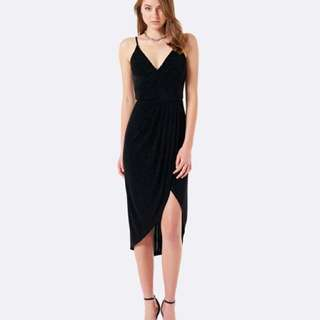 Forever New Glittery Dress size 10