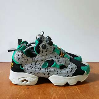 Reebok Instapump Fury Grey Cement