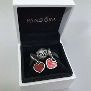 Pandora Charms Mother Daughter n Butterfly