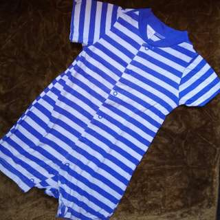 Playsuit Rich Baby. Size 9m