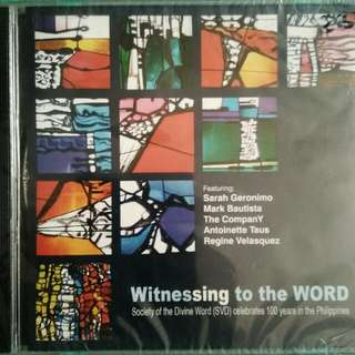 Witnessing to the Word