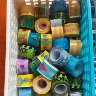 Small washi tape
