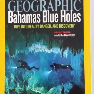National Geographic Magazines (Past Issues)
