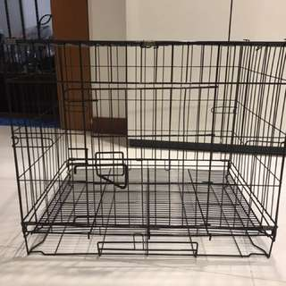 Dog cage for small-medium dogs
