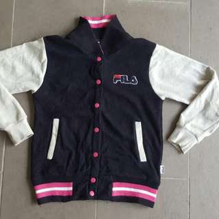 FILA SWEATER JACKET