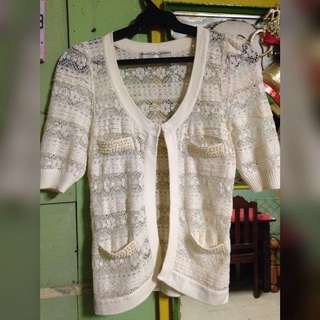 REPRICED! Lace Cardigan