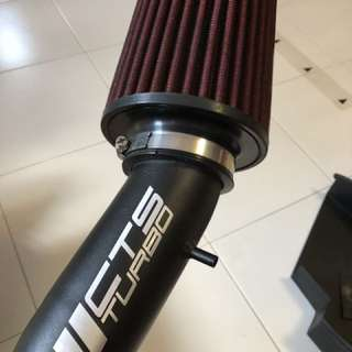 Scirocco CTS Turbo air intake