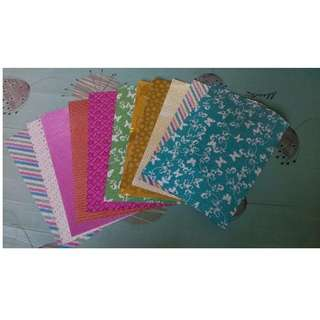 *REPRICED* Sticker Paper with Design