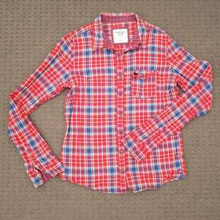 Abercrombie & Fitch Checkered Shirt