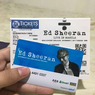 DIVIDE TOUR Manila Ticket