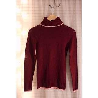 Suzy Shier Turtleneck Sweater