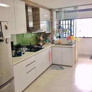 4A, 103 sqm, B319 Bt Batok St 33, Renovated, Move-in, Short Walk MRT, @ 91822516