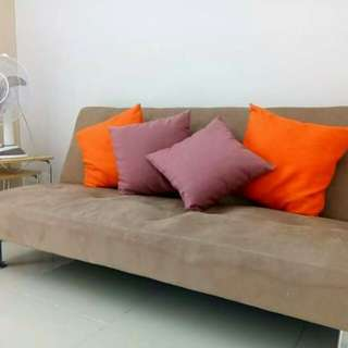Hazel's place at Grass Residences Quezon City