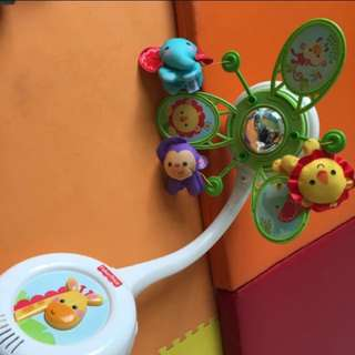 Fisher price rain forest musical