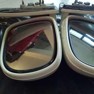 Kelisa side mirror manual