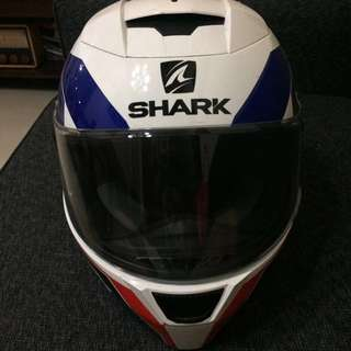 Helm Shark Speed-R Sauer