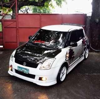 2006 Suzuki Swift AT