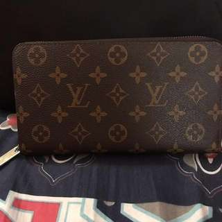 Repriced!!!LV replica Big wallet