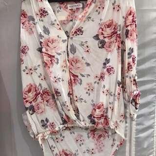 Cotton on blouse