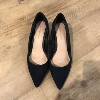 Zara Mid High Heels
