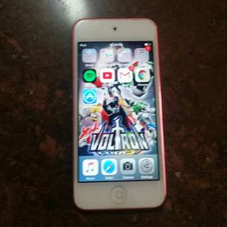 Itouch 32gb 5th gen no issue with protector