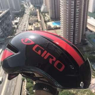 Giro air attack 單車頭盔 中碼 少用