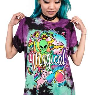 Teenhearts Magical Rainbow shirt