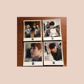 EXO XOXO Polaroids (Official)