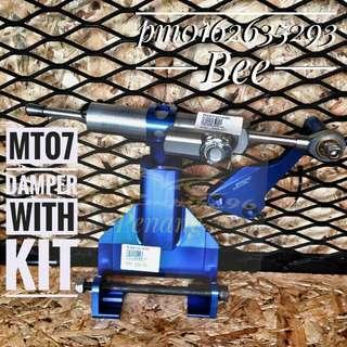 MT07 Damper set