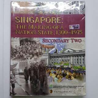 Singapore: The Making of a Nation-State, 1300-1975 – Textbook 2 – 1st Edition