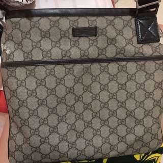 Gucci messenger bag authentic