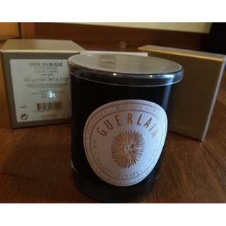 """Scented candle : GUERLAIN """"Hiver en Russie"""""""