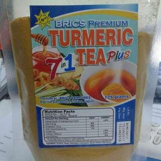 7 In 1 TURMERIC TEA PLUS