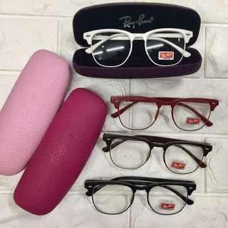 Rayban Eyeglass anti Radiation Fashionable Eyewear