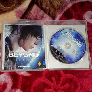 ORIGINAL PS3 CD GAME (BEYOND 2 SOUL)