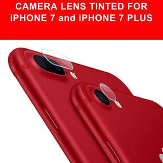 CAMERA LENS TINTED(BACK) iPHONE 7 / iPHONE 7 PLUS