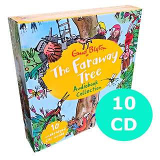 Enid blyton magic faraway Cd (10 cd)