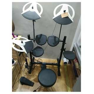 [展示機出清]台灣製電子鼓Awowo TK-404 附鼓椅 保固3年 誠可議價