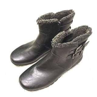 🚚 【E17126】Easy sprit 內刷毛短靴