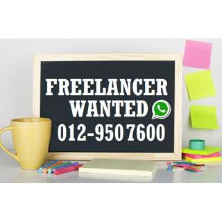 FREELANCER WANTED