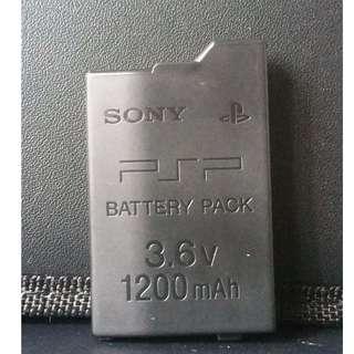 Slim PSP Battery