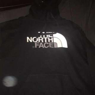 North Face jumper